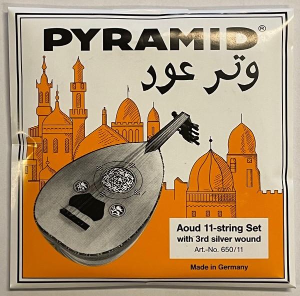 650/11 Arabic Aoud 11 saitig