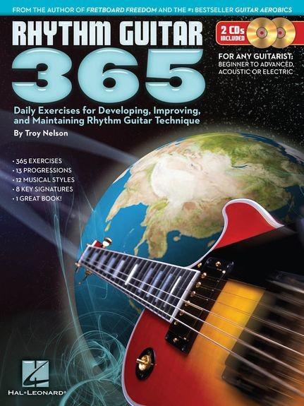 HAL LEONARD - HL00103627 Rhythm Guitar 365