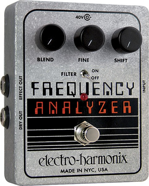 Electro Harmonix - Frequency Analyzer