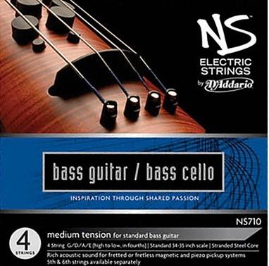 DAddario - NS710 NS Electric Cello Bass
