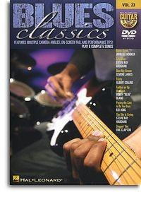 HAL LEONARD - HL00320879 GPA Vol23 Blues