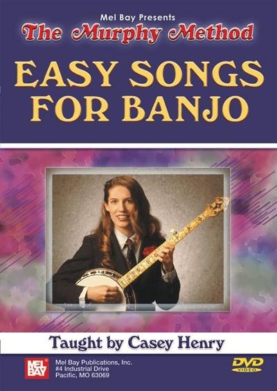 MB22030DVD Easy Songs f. Banjo