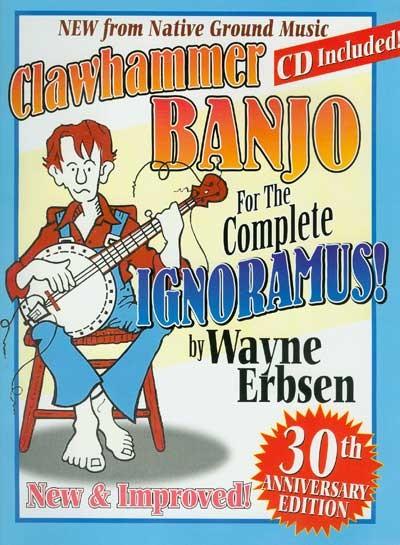Mel Bay - NGB103 Clawhammer Banjo for