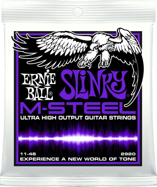 Ernie Ball - EB 2920 M-Steel Power Slinky