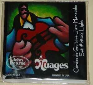 John Pearse - J2800 L  Nuages