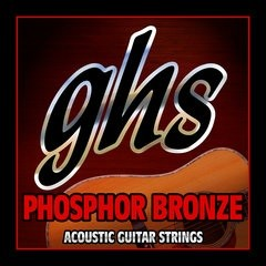 GHS - 605 Phosphor Bronze XL 09-42