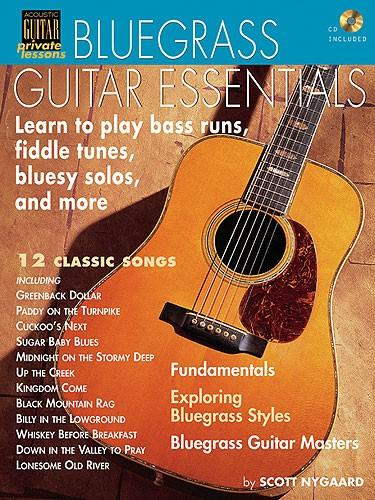 HAL LEONARD - HL00695931 Bluegrass Guitar