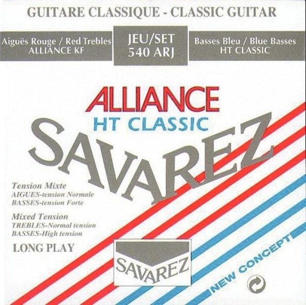 Savarez - 540ARJ Alliance Trebles