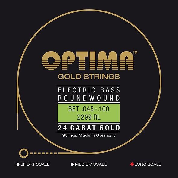 Optima - 2299 Gold 45-60-80-100