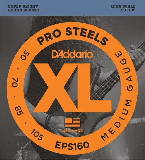 DAddario - EPS160 Pro Steels Medium
