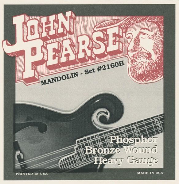 John Pearse - 2160H Phosphor Bronze 12-40