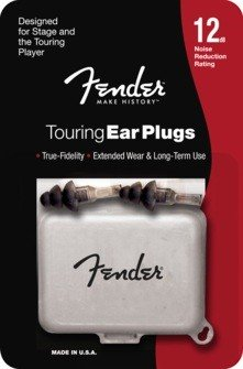 Fender - Touring Series HiFi Ear Plugs