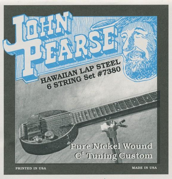 John Pearse - 7380 Lapsteel C6 Nickel