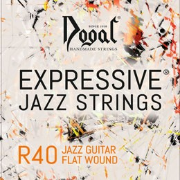 Dogal - R40D Expressive JazzStrings 12