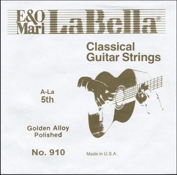 La Bella - 910 A5 Golden Allloy polished