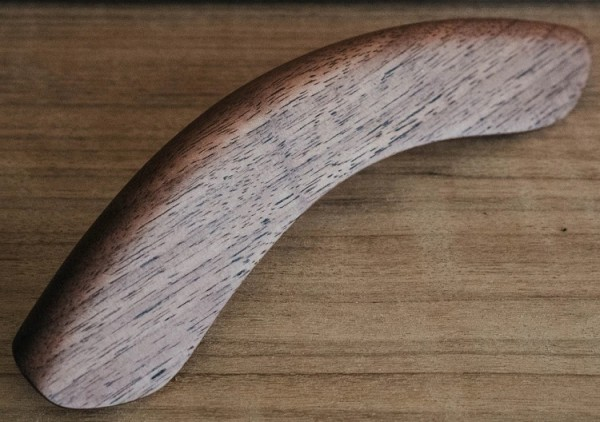 Walnut Armrest