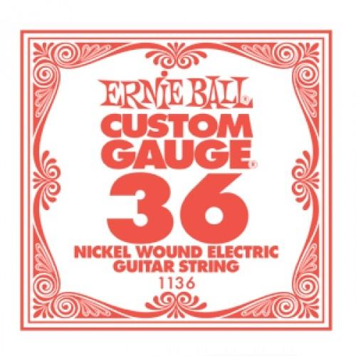 Ernie Ball - EB1136 036 wound Einzelsaite
