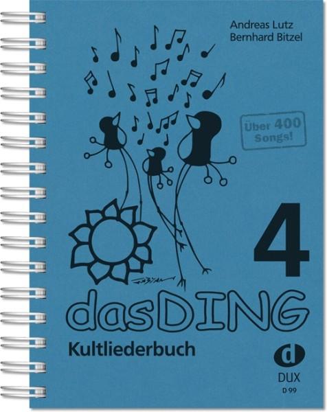 D99 Das Ding 4 blau