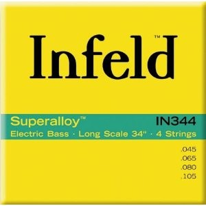 Thomastik - IN344 Infeld Super Alloy
