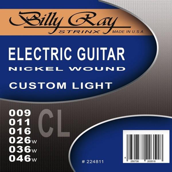 B. Ray - Electric Guitar Strings 09-46