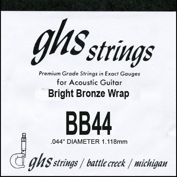 GHS - BB44 Bright Bronze 044 wound