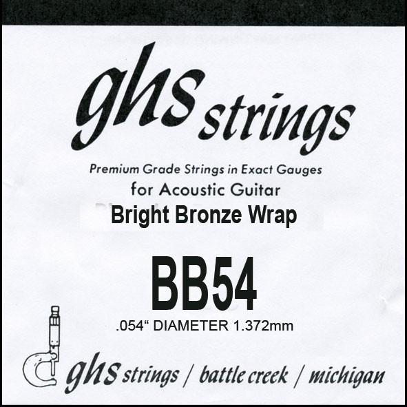 GHS - BB54 Bright Bronze 054 wound
