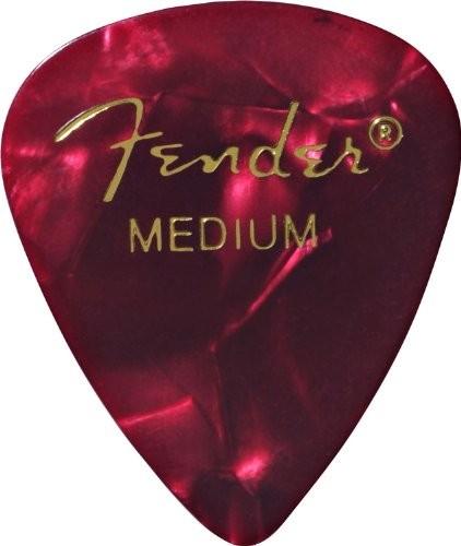 Fender - FRM351 red Moto medium 351