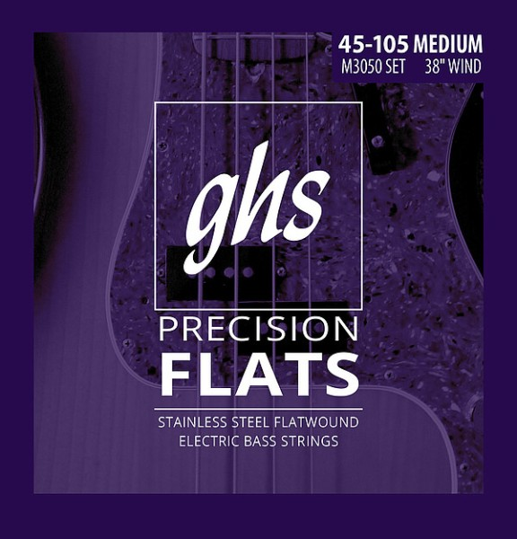 GHS - M3050  Prec. Flatwound