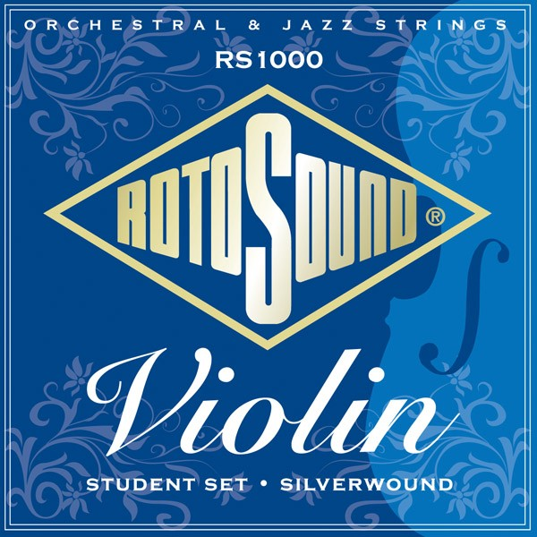 Rotosound - RS1000 silver wound Violine