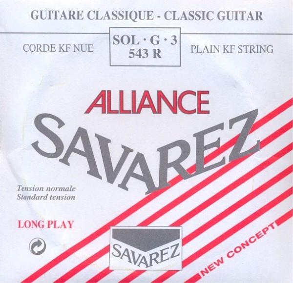 Savarez - 543R  G3 ES rot Allianz