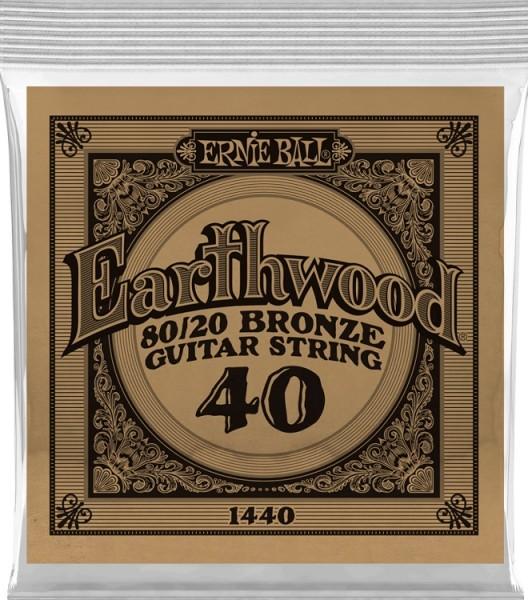 Ernie Ball - EB1440 Earthwood Bronze 6 Stk