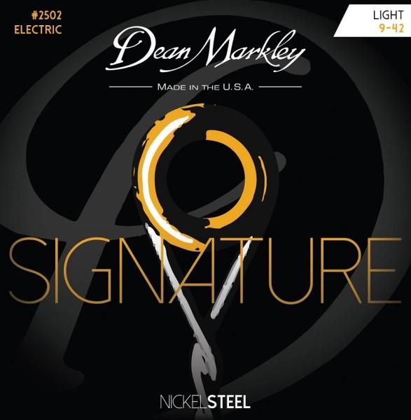 2502 Signature Nickel Steel 9