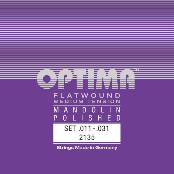 Optima - 2135 flatwound medium tension