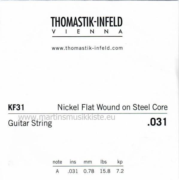 KF31 A5 aus KF110 Flat Wound