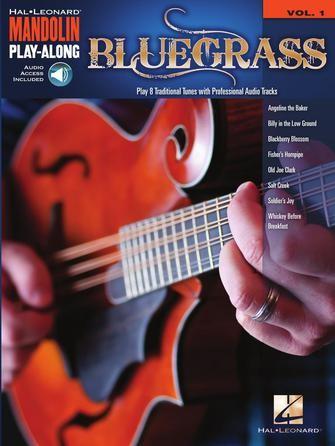 HAL LEONARD - HL00702517 Bluegrass Mandolin
