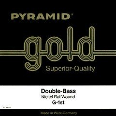 Pyramid - 198100 Gold Pure Nickel FW