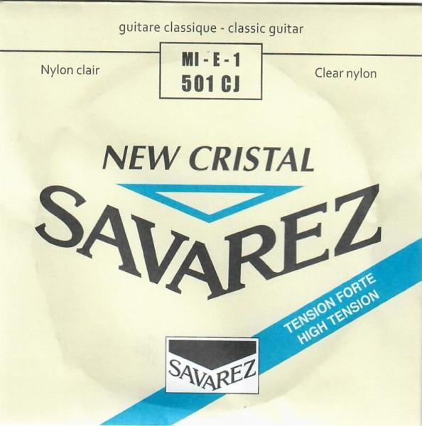Savarez - 501CJ E1 New Cristal high tens