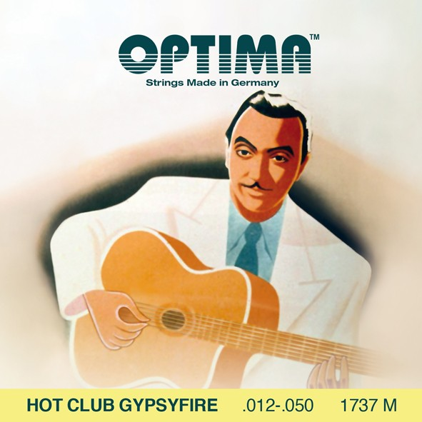 Optima - 1737M Gypsyfire Medium