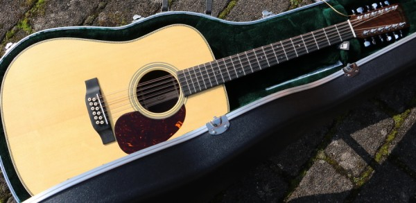 Martin - HD12-28 12S Dreadnought