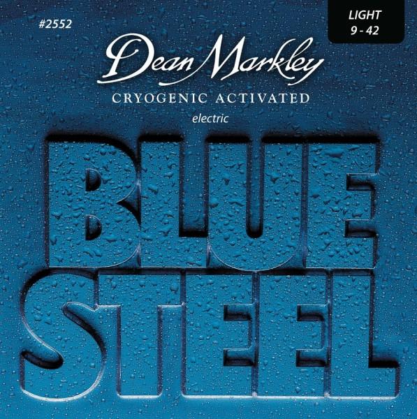 2552 LT Electric Blue Steel