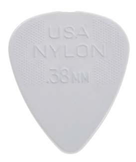 Dunlop - DN038 Nylon 44 Standard 0,38mm