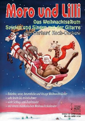 Acoustic Music Books - 3124 Moro und Lilli Weihnachts