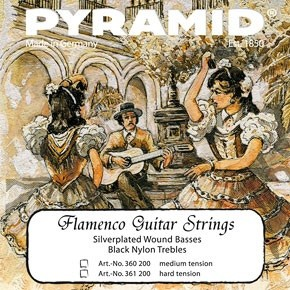 Pyramid - 361200 Flamenco hard tension