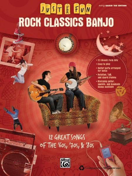 Alfred - ALF36752 Rock Classics Banjo