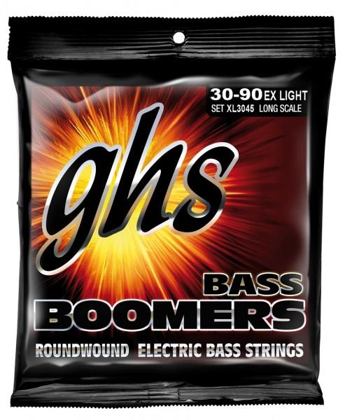 GHS - XL3045  Bass Boomers