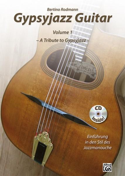 20157G Gypsyjazz Guitar Vol 1