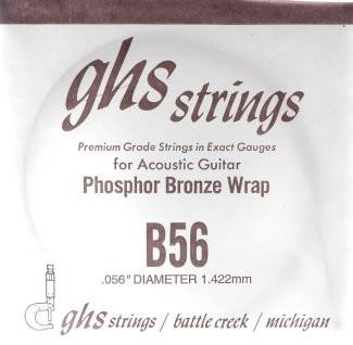 B56 Phosphor Bronze wound