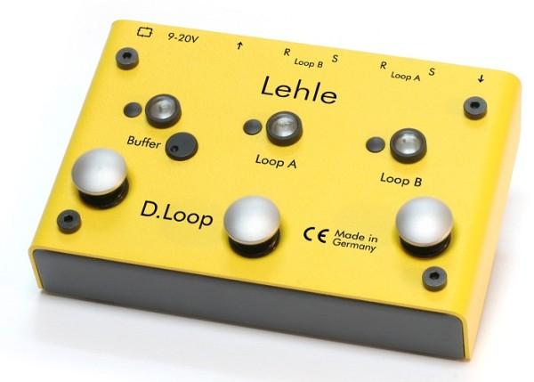 Lehle - D.Loop SGoS Effekt Looper