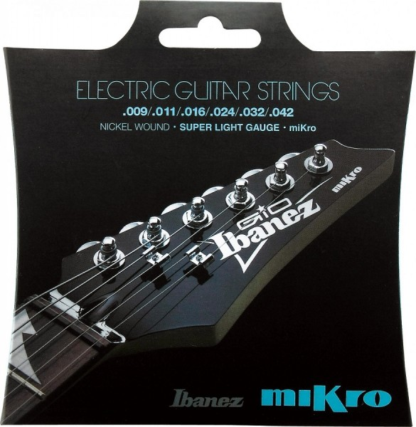 Ibanez - IEGS61MK MiKro Gitarre reg lig