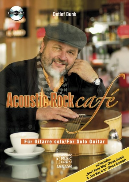 3069 Acoustic Rock Cafe Bunk